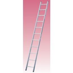 30210385 Ал. приставная лестница 12 Corda  Н=3,35/4,30м  (010124) Krause