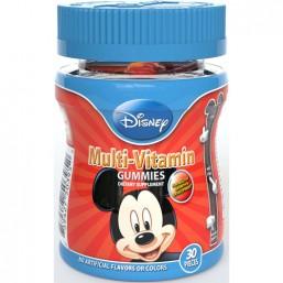 Диснэй мульти витамин 30шт.