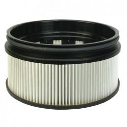 Складчатый фильтр  FPP 3600 (полиэстер) для пылесосов без виброочистки Интерскол 415109
