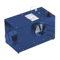 Радиальный центробежный каминный вентилятор Dospel КОМ-400 III by pass