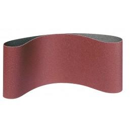 Шлифовальная лента 533x75mm,зернистость 80 (6 Шт.) Crown CTSPP0049