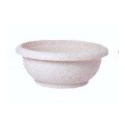 Чаша Terrae 40 с поддоном белый
