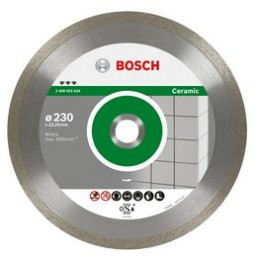 Алмазный диск Best for Ceramic150-22,23 2608602632 Bosch