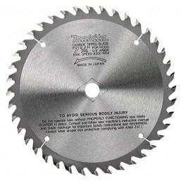 Пильные диски 260х30х40 для дерева B-03545 Makita