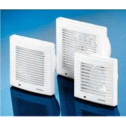 Вытяжной канальный вентилятор Dospel POLO 4 АZ, W, P, L с автомат.жалюзи