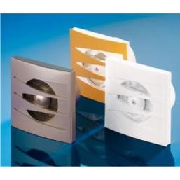 Вентилятор цветной с фильтрующей сеткой Dospel XP 100 WХP, L беж+перс; жел-зел