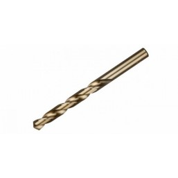 """Сверло ЗУБР """"КОБАЛЬТ"""" по металлу, цилиндрический хвостовик, быстрорежущая сталь Р6М5К5, класс точнос (4-29626-065-3.3-K2)"""