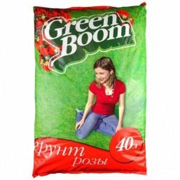 Грунт Грин Бум Розы, 40л. ФАСКО