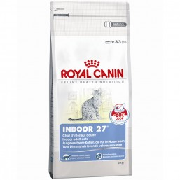 Сухой корм Royal Canin Indoor 27 2kg.
