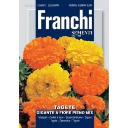 Тагетес гигантский махровый Gigante Fiore Pieno, смесь (2,5 гр)  DBF 353/2