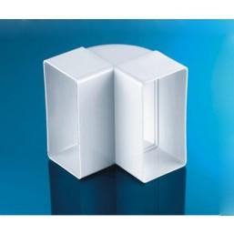 Колено вертикальное плоское Dospel D/KPI 110/55
