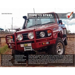 TJMAirtecSnorkelKit для бензиновых и дизельных двигателей 011SAT0168N