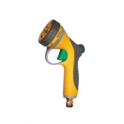 Пистолет-распылитель (металл.7-режимов, курок спереди) PALISAD LUXE 65166