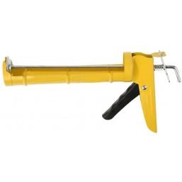 """Пистолет STAYER """"STANDARD"""" полукорпусной для герметиков, гладкий шток, 310мл"""