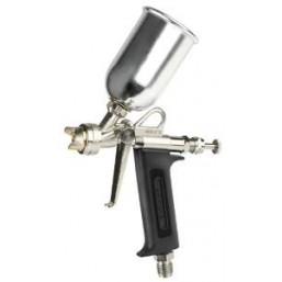 """Пистолет STAYER """"PROFESSIONAL"""" краскораспылительный с верхним бачком 125мл, расход воздуха 85л/мин,"""