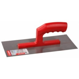 Гладилка ЗУБР стальная с пластмассовой ручкой, 130х280мм