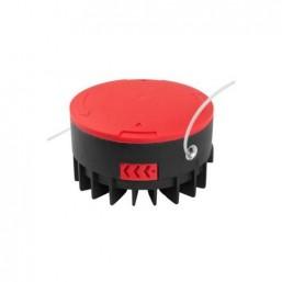 """Катушка ЗУБР для триммера с леской """"круг"""", автомат, для ЗТЭ-550, max диаметр лески 1.2мм, в сборе"""