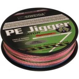 Леска шнур 100м PEJIGGER 0.65 SWD 20840
