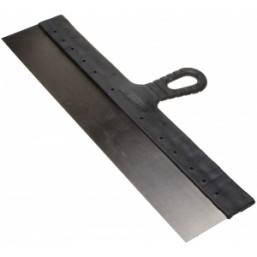 """Шпатель STAYER """"MASTER"""" фасадный стальной, с пластмассовой ручкой, 450мм"""