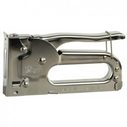 "Пистолет STAYER ""MASTER""  скобозабивной металлический, тип 53, 4-8мм"