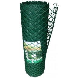 Заборная решетка (1,5*25м) 3-7015 зеленая (цена за погонный метр)