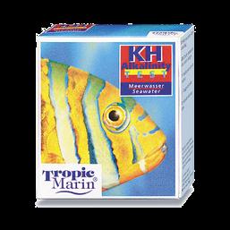 Тест Tropic Marin на KH (карбонатную жесткость) для МОРСКОГО аквариума