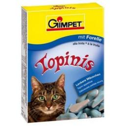 Витамины Gimpet 190 форель (синие)