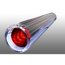 Вакуумная стеклянная трубка к СН 62, СН 09 Single Target 58мм х 1800мм