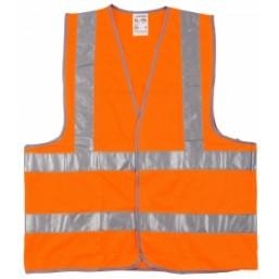 """Жилет STAYER """"MASTER"""" флуоресцентный, оранжевый, размер XXL (52-54)"""