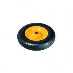 Колесо пневматическое 4.80/4.00-8 D380мм, подш. внут. диам. 12мм, длина оси 80мм PALISAD 68946