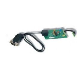 Плата интерфейса, используемая, чтобы подключить модем GSM с SIRR+ или DIALOG+ Rain Bird JCONB01