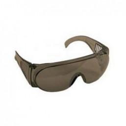 """Очки STAYER """"STANDARD"""" защитные, поликарбонатная монолинза с боковой вентиляцией, коричневые"""