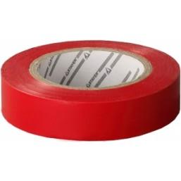 "Изолента STAYER ""PROFI"" красная ПВХ, на карточке, 15мм х 10м х 0,18мм"