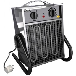 Калорифер электрический воздушный КЭВ-3 корпус нерж.