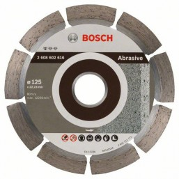 Алмазный диск Professional for Abrasive125-22,23