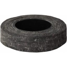 Изолента ЗУБР армированная х/б тканью, черная,150 г