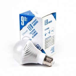 LED лампочка, iPower, IPHB9W4000KE27