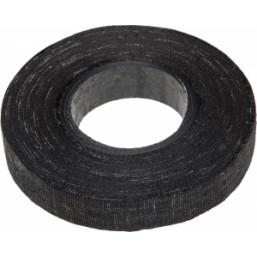 Изолента ЗУБР армированная х/б тканью, черная, 90 г