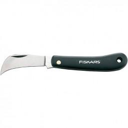 Нож садовый прививочный  Fiskars  (Финляндия) 125880