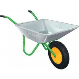 Тачка садовая, грузоподъемность 90 кг, объем 65 л  PALISAD 68914