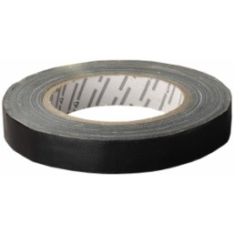 "Изолента STAYER ""PROFI"" черная ПВХ армированная х/б тканью, 25м х 19мм x 0,3мм"