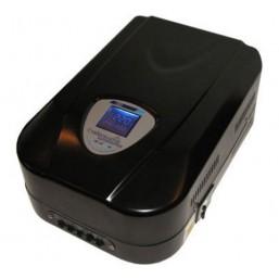 Стабилизатор PC-TM 2000VA Наст. (Эл) черный