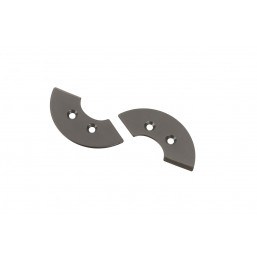 Запасные лезвия QuikDrill, размер S (диаметр 100 мм) Fiskars 134717