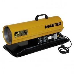 Жидкотопливный нагреватель с прямым нагревом B 70 CED Master
