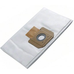 Мешок-пылесборник для сух/влаж пыли д/GAS 35, флис