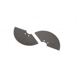 Запасные лезвия QuikDrill, размер M (диаметр 150 мм) Fiskars 134727
