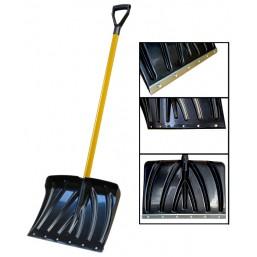 Лопата пластиковая для снега HF-085G, W45 см*Н32 см