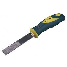 Шпательная лопатка KRAFTOOL с усиленным полотном, 2-х компонентная ручка, 25мм