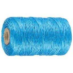 Шпагат ЗУБР многоцелевой полипропиленовый, синий, 1200текс, 110м
