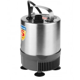 Насос ЗУБР фонтанный, нерж сталь, для чистой воды, напор 2,3м, насадки: колокольчик, гейзер, водопад